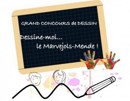 Grand Concours : Dessine-moi…le Marvejols-Mende !