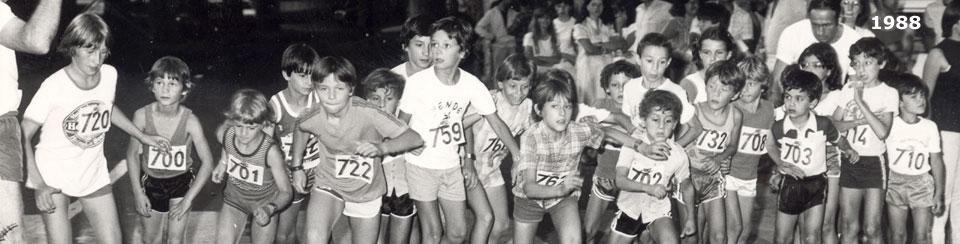 Les enfants de la légende en 1988