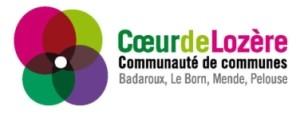 Logo Coeur de Lozère- com des com