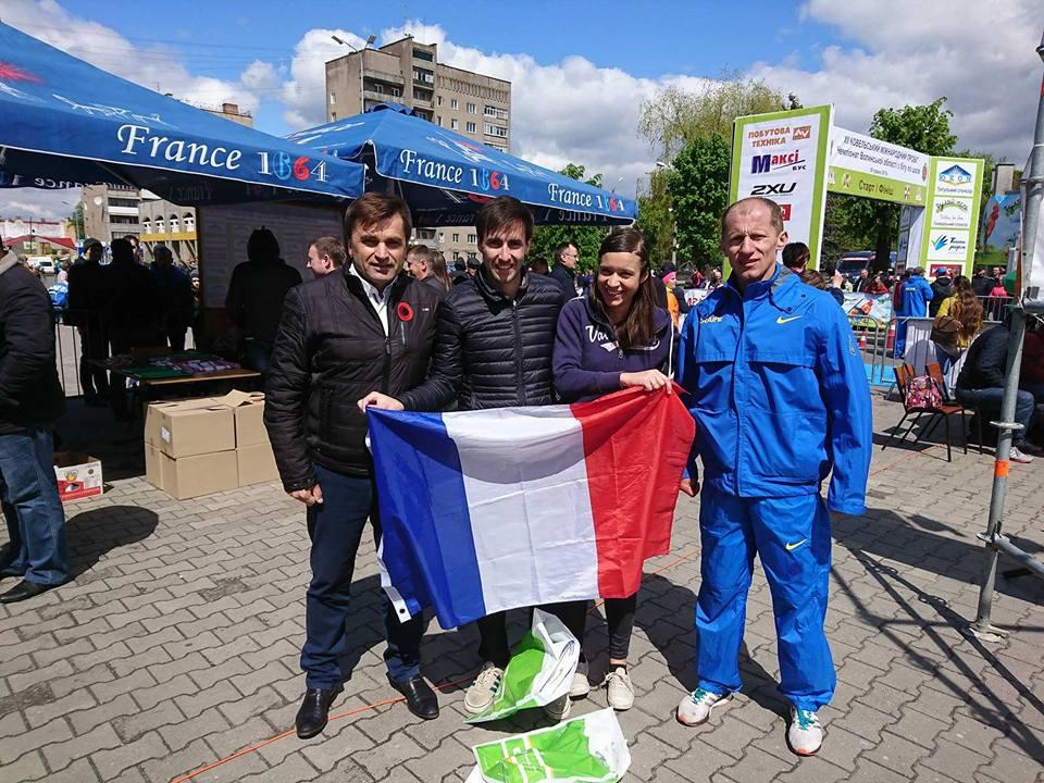 Marvejols-Mende volunteers in Ukraine